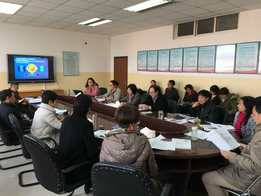 质量管理升级版在行动—HXQC天津分公司成功举办新版标准培训班